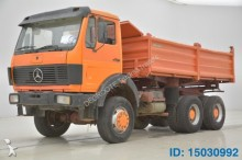 camion Mercedes 2628 - 6x6