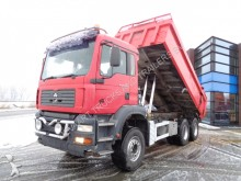 camion MAN TGA 33.460 / 6x4 / Kipper / Manual / Full Steel