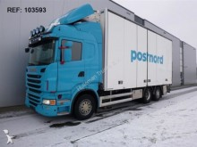 camion Scania R480 CARRIER EURO 5