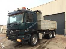 camion Mercedes Actros 2643 K 6x4 - Airco - EPS - Big axles