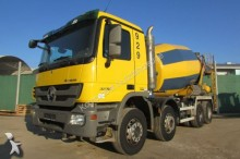 camion Mercedes Actros 3236 B 8x4 BB - Stetter 9 m³ Nr.: 851