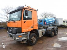 camion Mercedes 3348/6x6/Wechselsystem/Kipper Bordmatic