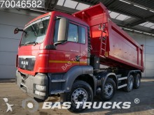 camión MAN TGS 41.400 M 8X4 Big-Axle Non-EU Steelsuspension