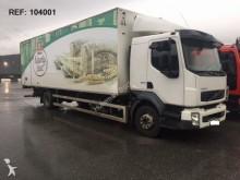camion furgone Volvo