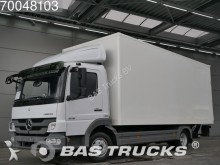 camión Mercedes Atego 818 L 4X2 Manual Ladebordwand Euro 5 Germa