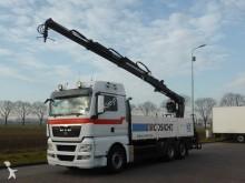camion MAN 26.480 TGX HIAB 144HIPRO 6X2*4