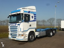 camion Scania R420 HIGHLINE 6X2*4