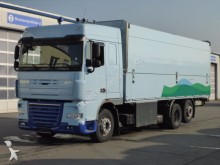 camion DAF XF 105.460 Spacecab*Intarder* Euro5* Lenk* Tüv*