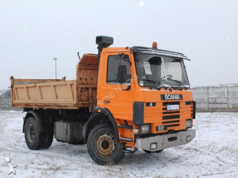Ciężarówka Scania P92