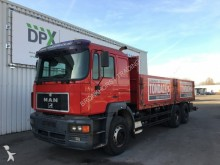 camion MAN 26.403 | 6X4 | BIG AXLES | 5431