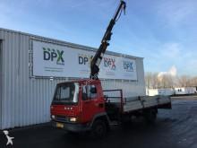 camión DAF 800 WITH HIAB CRANE | VERY LOW MILEAGE! | ORIGIN