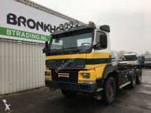 camion Volvo FM TERBERG 1350 | 6X6| 25 TONS HOOKARM | STEERIN