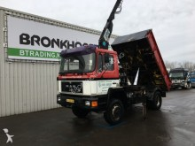 camion MAN 18.192 FA KIPPER | 4X4 | FULL STEEL | HUB REDUCT