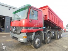 camión Mercedes Actros 4143 (BIG AXLE / 8X6 / STEEL)