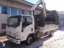 camion plateau ridelles Isuzu