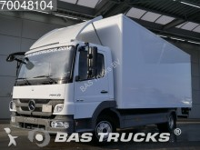 camion Mercedes Atego 816 L 4X2 Manual Steelsuspension Ladebordw
