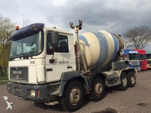 camion MAN 32.403 8x4 full steel mixer