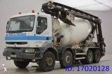 camion Renault Kerax 370 DCI - 8x4