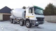 camión Mercedes Actros 3541