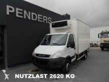 Iveco Daily 65C18 Tiefkühlkoffer **CARRIER**LBW** truck