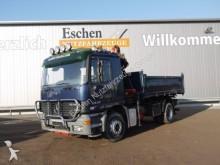 camión Mercedes 1831 4x2, Palfinger PK 12000 Kran, Blatt, Klima