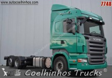 camion châssis Scania