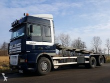 camión DAF XF 95.430 6x2 Euro 2 Manual 10 wheels
