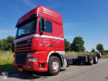 camion DAF XF 95.430 6x2 Manual