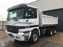 camión Mercedes Actros 2640 K Manual - Airco - Full Steel