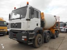 camión MAN TGA 35.360