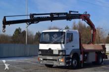 ciężarówka Mercedes Atego 1828 * Pritsche 4,90 m + KRAN!