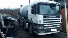 camion calcestruzzo rotore / Mescolatore Scania