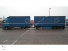 camión Volvo FH 440 CURTAINSIDE COMBI WITH FLOOR 3 AXLE TRAIL