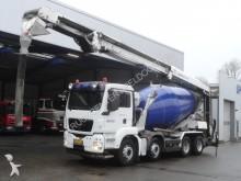camion MAN TGS 35.400 / 8x4 / Liebherr 10m3 / Manuel / Stee