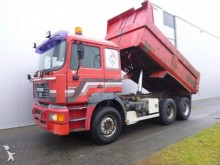camion MAN 26.464 FULL STEEL HUB REDUCTION