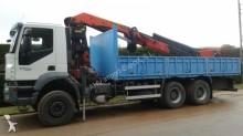 camion Iveco CAMION GRUA IVECO 330 6X4 PALFINGER PK 29002 2007