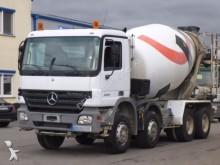 camion Mercedes Actros 3236* 8x4* Stetter 9m³* Kupplung*