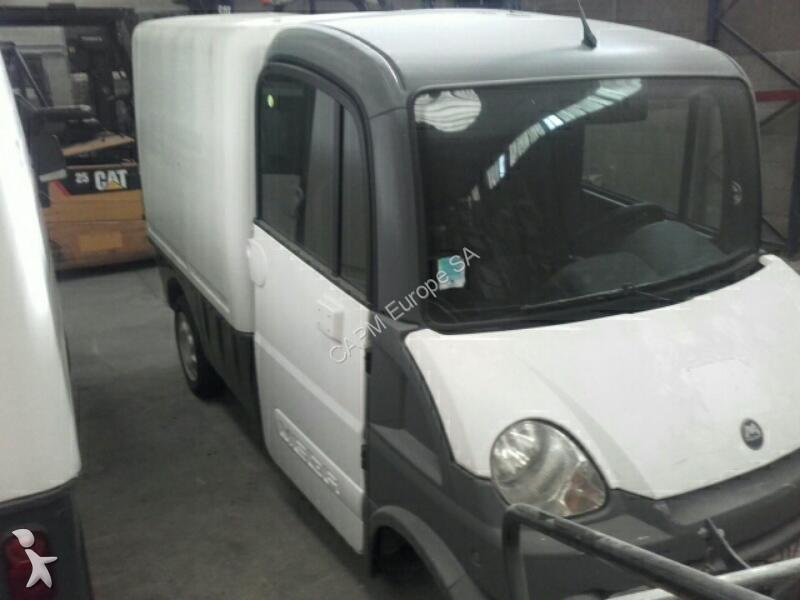 camion nc fourgon mega multitruck euro 0 occasion n 1916454. Black Bedroom Furniture Sets. Home Design Ideas
