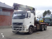 camion Volvo FH 520 6x4 Kran Log Lift