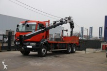camion Renault Kerax 410 DXI + HIAB 166DS 5X