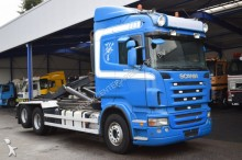 camión Scania R 420 / Manuel / etade / Steel spings / Euo