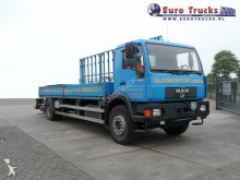 camion MAN LE 18.280 engine damaged