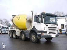 camion citerne pulvérulent occasion