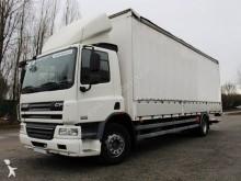 camion rideaux coulissants (plsc) ridelles DAF