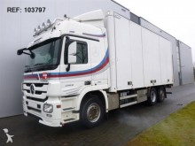 camión Mercedes ACTROS 2560 6X2 SIDE OPENING F04 RETARDER EURO 4