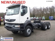 camion Renault Kerax 380 dxi 6x4 chassis + PTO / NEW/unused
