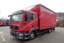 MAN TGL 8.220 4x2 mit Plane / Schlafkabine / TOP truck