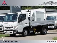 camión volquete trilateral Mitsubishi Fuso