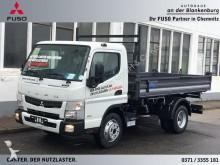 camión Mitsubishi Fuso 7C15 Canter Meiller 3,6m **0% Finanzierung**