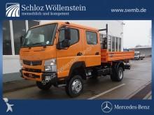 camión Mitsubishi Fuso 6C18D Canter/6C18D 7Sitze/Meiller 3,3m/Klima/AHK